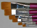 Standard Flat Brushes